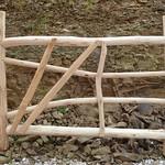 Rustic Chestnut Hunter's Gate