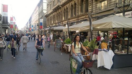 Milan Via Mercanti   by RennyBA
