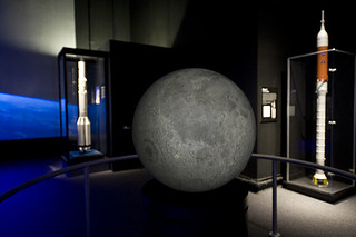 """30"""" Magic Planet - Smithsonian National Air & Space Museum 