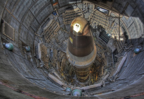 Nuclear Missile Silo | by jurvetson