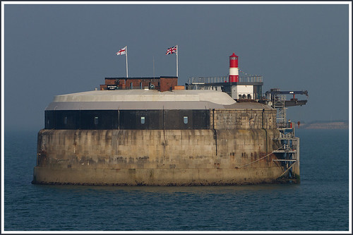 Spitbank Fort (Soft Light of Dawn) | by fstop186