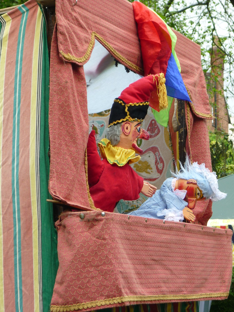 Punch and Judy 2