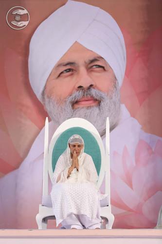 Her Holiness Satguru Mata Savinder Ji