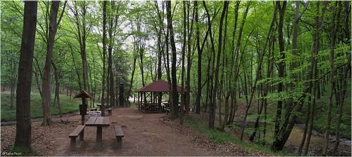 memorial place hiking trail resting kaposvár pál somogy megye rockenbauer