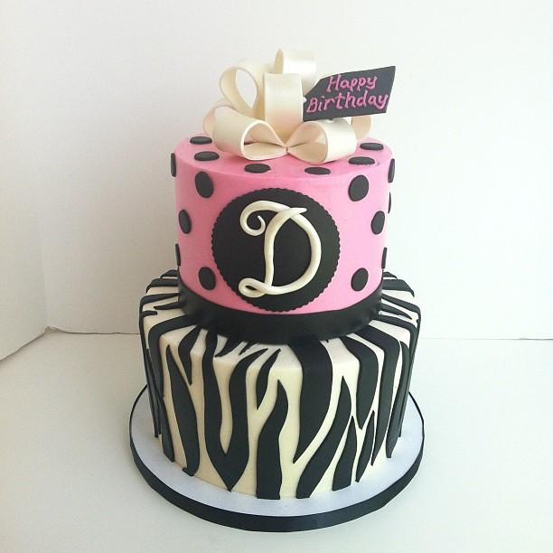 Incredible Diva Birthday Cake Polkadots Olga Flickr Funny Birthday Cards Online Elaedamsfinfo