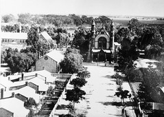 View to St. Peter and Paul Catholic Church c1910