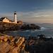 Morning Light - Portland Head Lighthouse