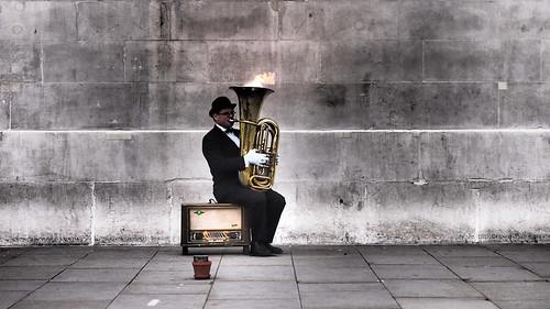 Tuba On Fire | by Swamibu