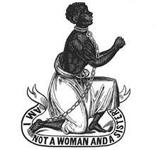 <p>Afbeelding bij de tekst &quot;Ain't I a Woman&quot;, geschreven door Sojourner Truth in 1851.</p>