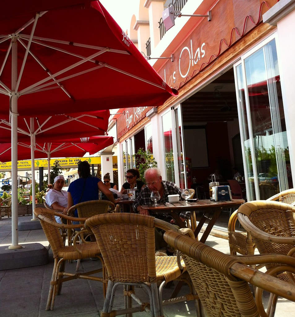 Sant Jordi De Ses Salines Ibiza Bar Restaurante Las Ola