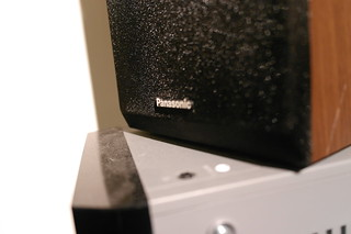 speaker closeup | by Kiran Foster