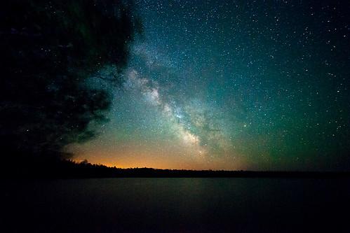 Long Weekend Tobermory Milky Way | by Jim U