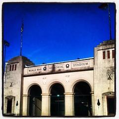 World War Memorial Stadium ( War Memorial Stadium )