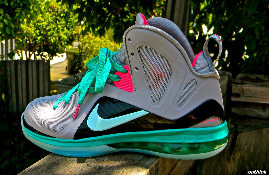 official photos 0675c 8d6eb ... Nike Lebron 9 P.S. Elite Miami Vice   by 0athlok