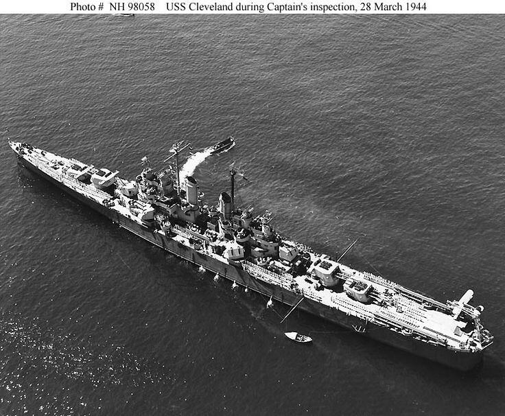 USS 클리블랜드