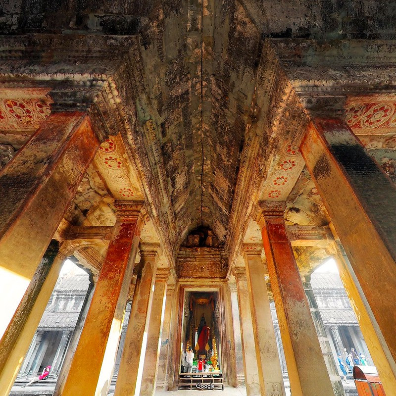 KD's World Tour: Angkor Wat Temple, Cambodia