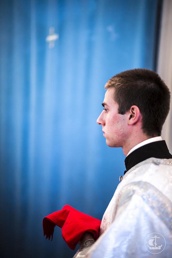 30 июня 2016, Седмица 2-я по Пятидесятнице. День выпуска СПбДА / 30 June 2nd Week. Graduation Day in SPbTA