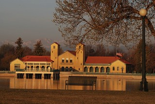 Boathouse at City Park, Denver, CO | by Get The Flick