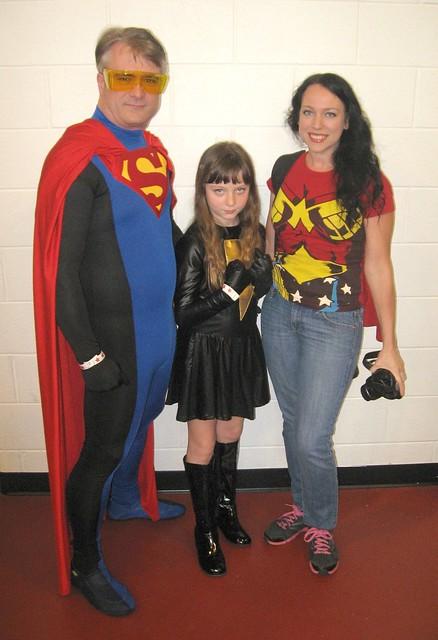 The Eradicator, Mary Marvel and Donna Troy