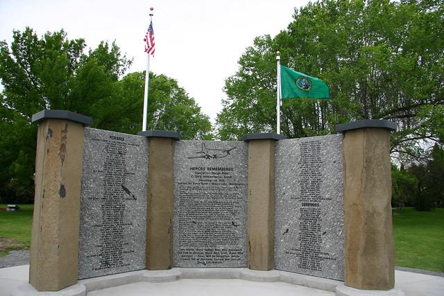 (1) Forgotten Heroes Memorial