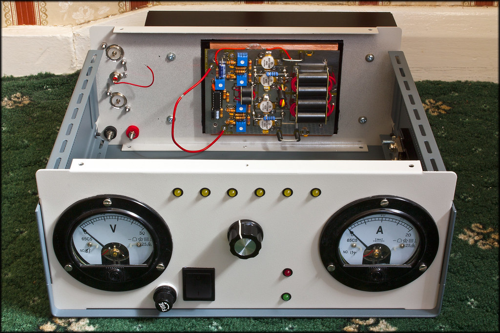 EB104 HF Amplifier - Getting there! | John Parfrey | Flickr