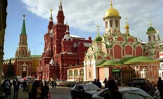 Kremlin, Moscow, Russia  (Film Scan) | by Thomas Depenbusch (Depi)