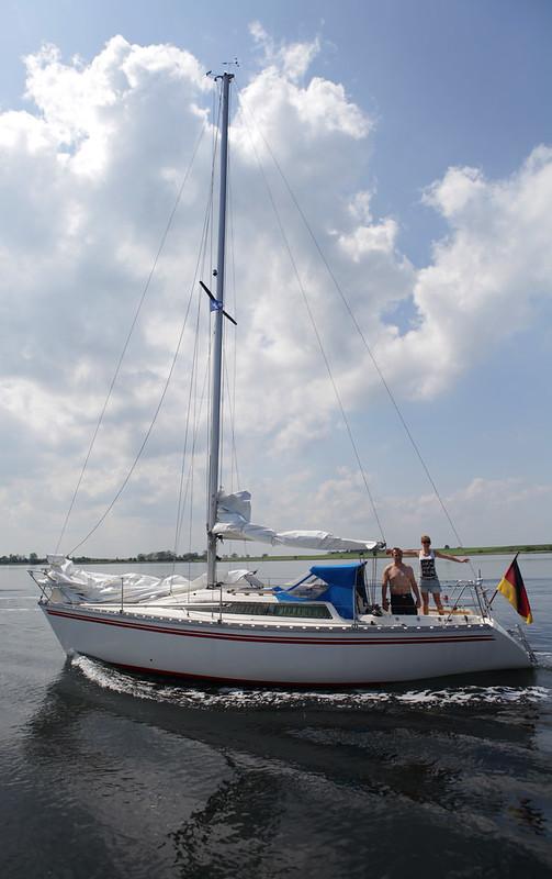 Wismarer Bucht // Ostsee // Himmelfahrt 2012