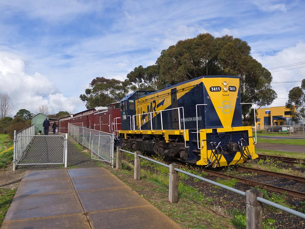 T411 Mornington by Rail Tourist Association