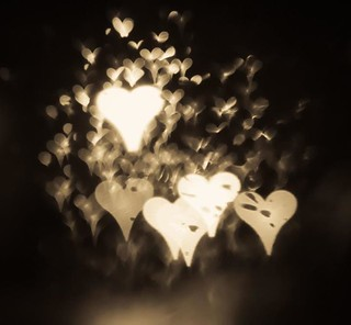 bokeh hearts | by Robert Cooke Imaging