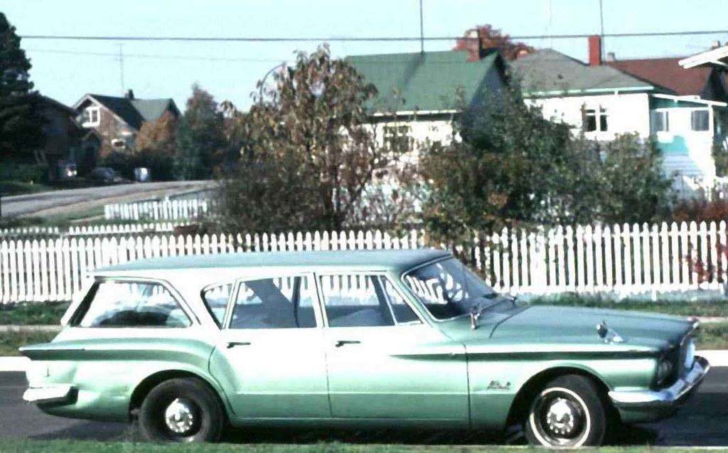 1961 Valiant wagon | Vancouver  BC , Canada  1961 Valiant Wa