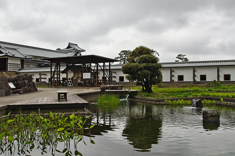 Enceinte de Kanazawa-jo