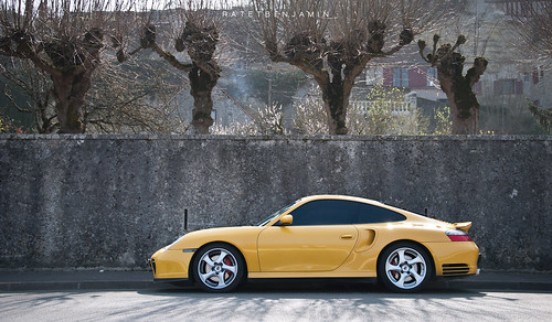 Porsche 911 (996) Turbo | by BenjiAuto (Ratet B. Photographie)