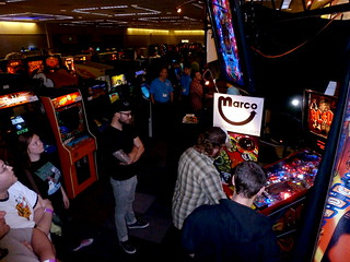 2012 NW Pinball and Arcade Show Day 1 29