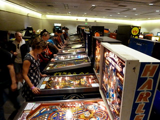 2012 NW Pinball and Arcade Show Day 1 30