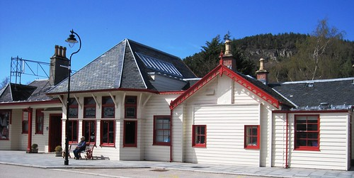 Old Ballater Station | by Deesidewalks.com