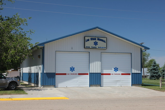 Jones County Ambulance Station - Murdo, SD
