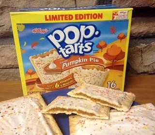 Pop Tarts, Pumpkin Pie   by JeepersMedia