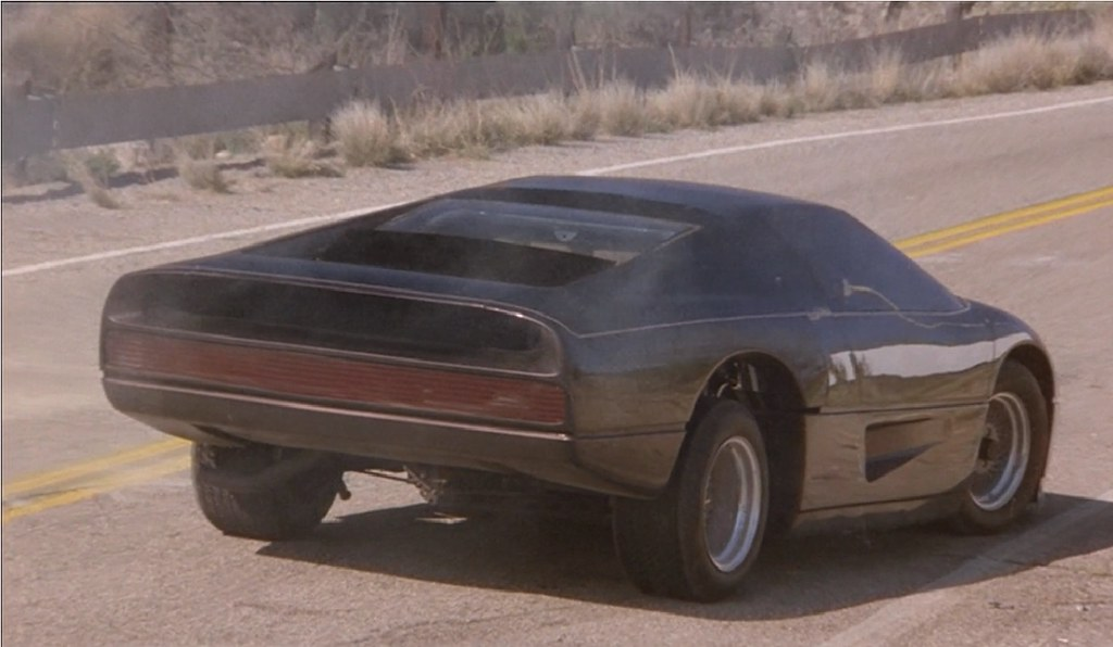 The Wraith Car >> The Wraith Movie Car Dodge M4s Turbo Interceptor 0003a Flickr