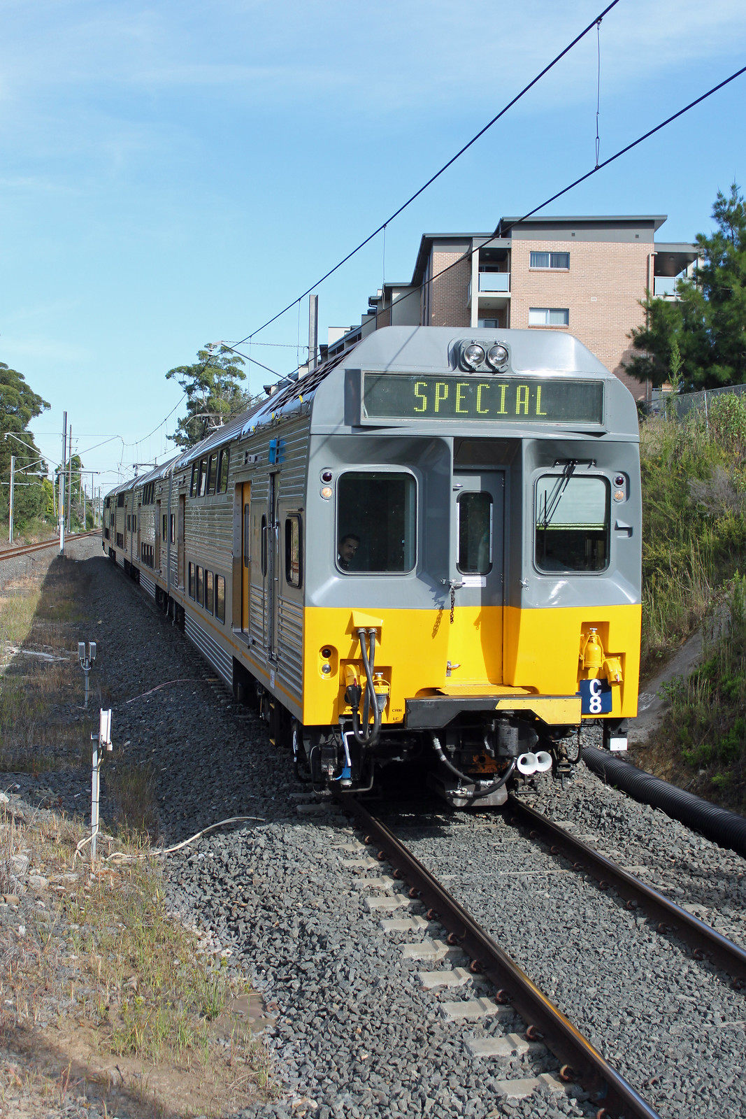 C8 at Gymea by Thomas