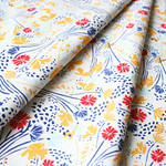 Anthology Fabrics(アンソロジー・ファブリックス)Maya PR422 マヤフラワー