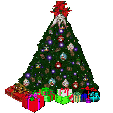 Imagenes Animadas Arboles Navidad.Gifs Animados Arbol Navidad 11 Me Gusta La Navidad