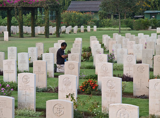 Madras War Cemetery | by sudha_singh