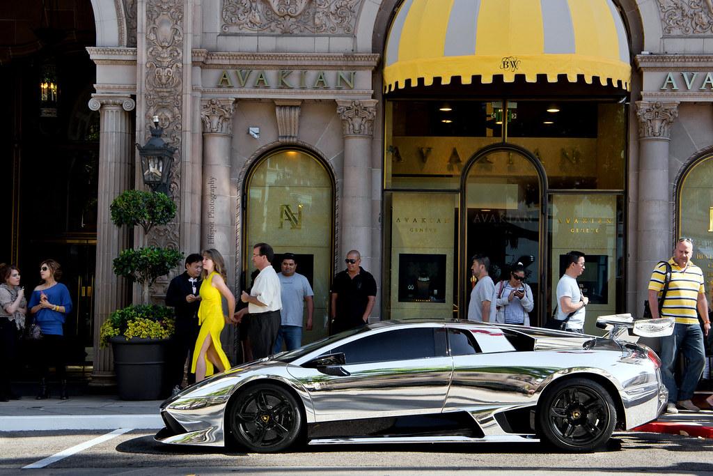 100k Views Chrome Lamborghini Murcielago Thanks Everyone Flickr