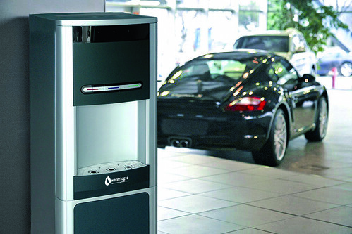 Waterlogic 1000GF Freestanding Water Dispenser