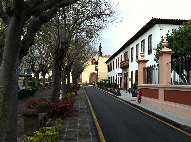La Orotava Plaza de la Constitucion