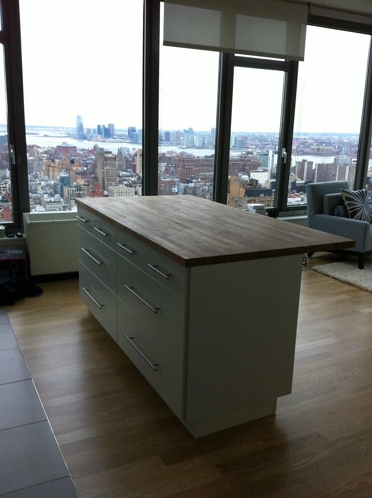 NYC IKEA kitchen island drawer unit | IKEA Kitchen Island, M ...