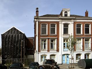 Noordsingel Tollensstraat 1   by JanvanHelleman
