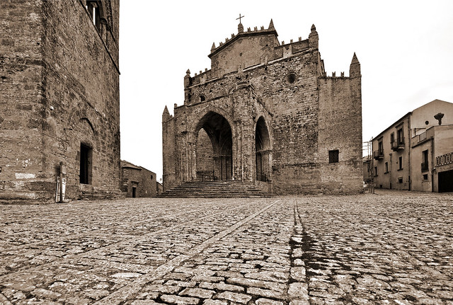 Erice Cathedral