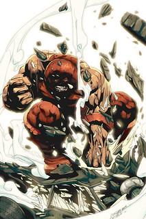 Juggernaut (lock screen)   by Brett Jordan