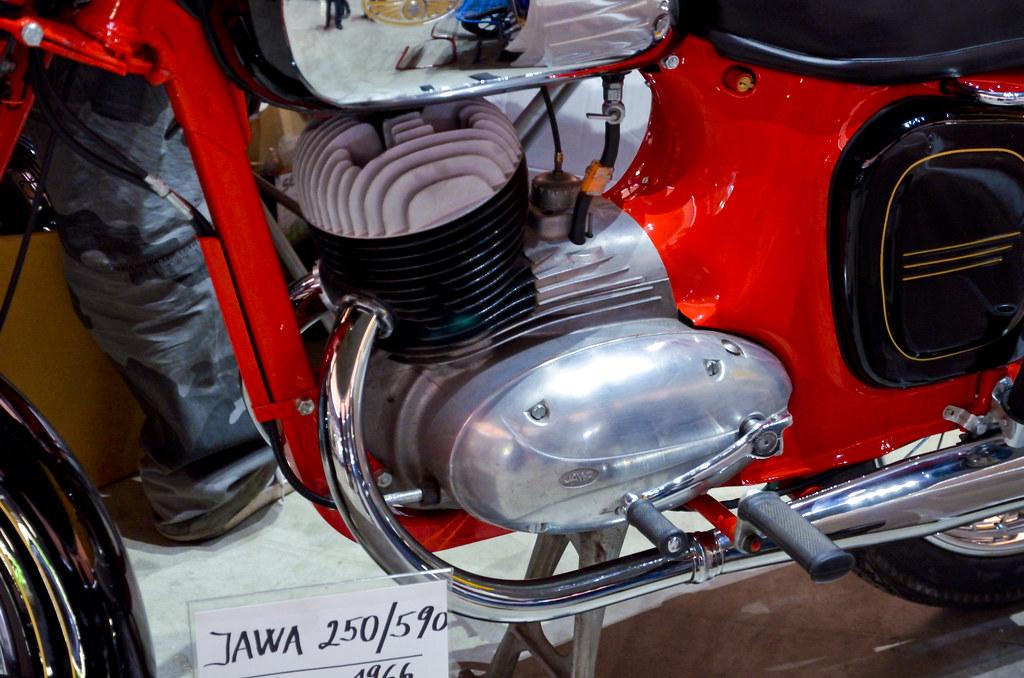 Usa jawa JAWA Moto